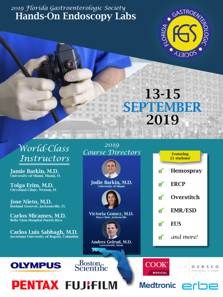 2019 FGS Annual Meeting Hands-On Lab Flyer