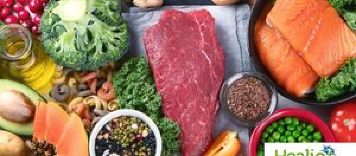 Diet patterns linked with gut pro-inflammatory, anti-inflammatory features