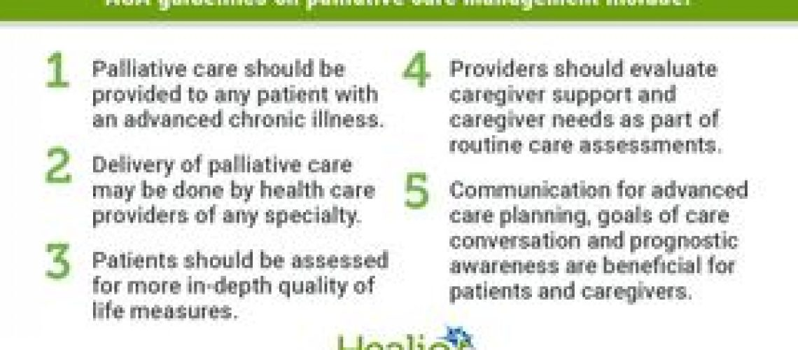 AGA issues new guidelines on palliative care management in cirrhosis