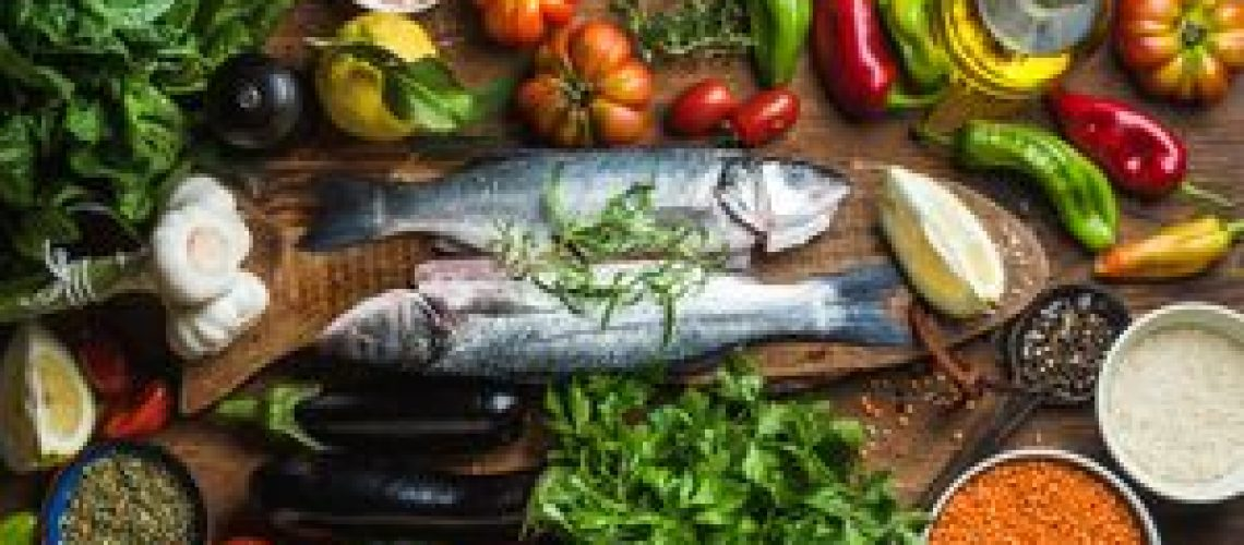 Plant-based and pescatarian diets may lower odds for severe COVID-19