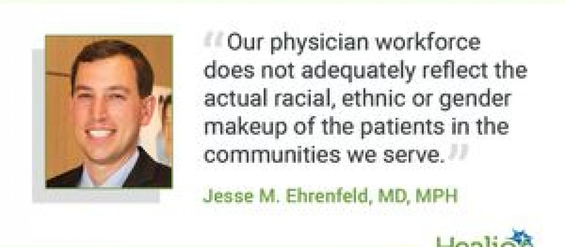 AMA makes push to increase diversity in physician workforce