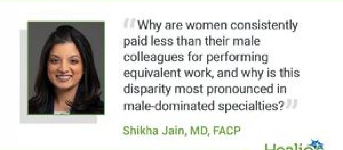 Gender pay gap persists in academic internal medicine